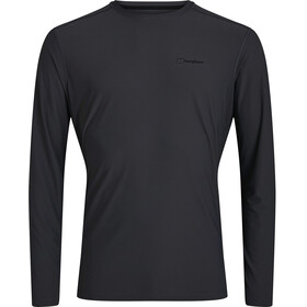 Berghaus 24/7 Base T-shirt a girocollo LS Uomo, grigio
